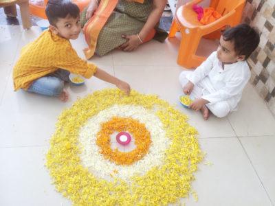 aarambh montessori celebration
