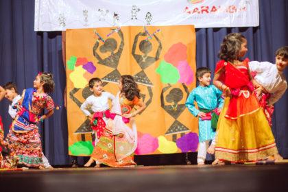 Dandhiya Raas Dance