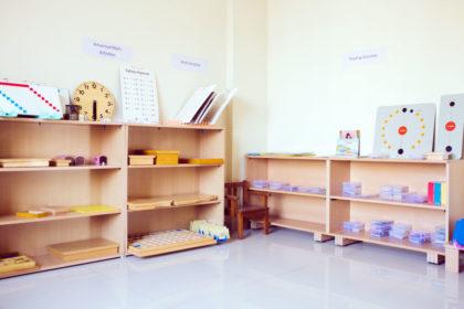Advanced Montessori Activities