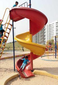 Round Slide