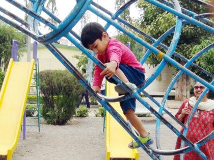Circular slide