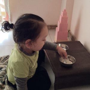 Toddler House Eating